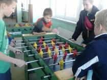 Turniej piłkarski parami - piłkarzyki